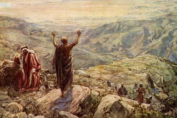 Q&A: Holy Men of God