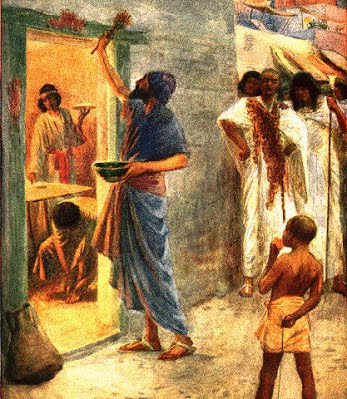 Egypt and the Passover